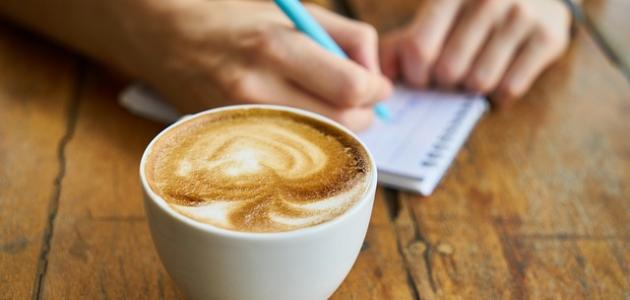 طريقة عمل القهوة الجاهزة