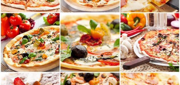 المأكولات الايطالية