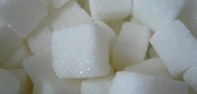 لماذا سمي السكر بالذهب الابيض