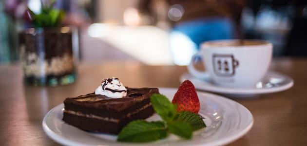 طريقة عمل صوص الشوكولاته بدون زبدة
