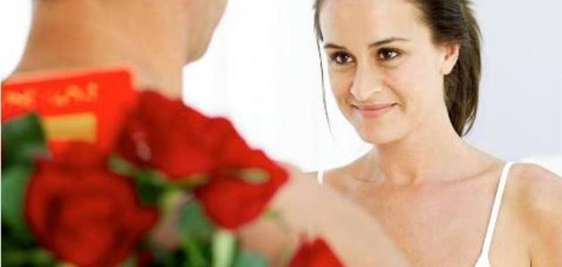 كيف يصبح الرجل رومنسياً