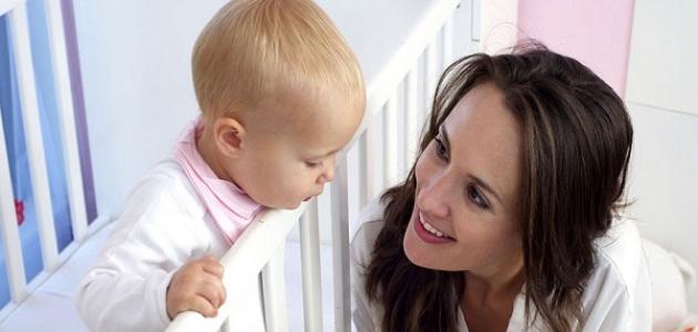كيف أجعل طفلي يتكلم