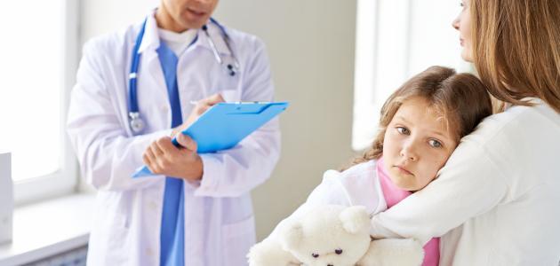 التهاب البول عند الأطفال