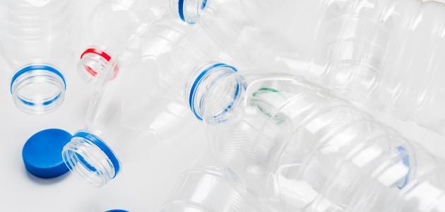 أنواع البلاستيك وخصائصها
