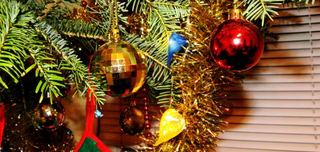 عبارات عيد الميلاد موضوع