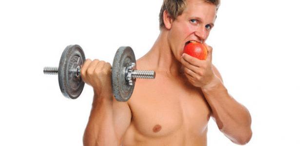كيفية بناء العضلات