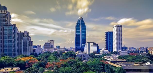 ماذا تسمى عاصمة تايلاند