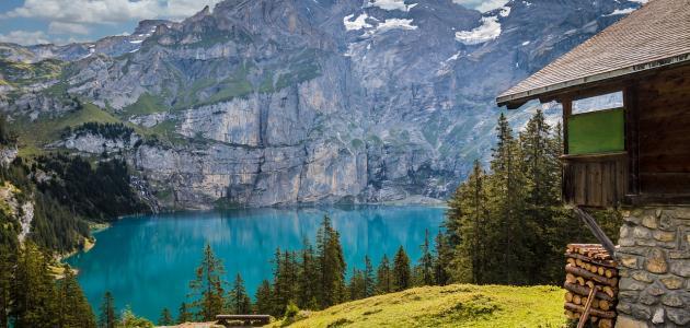 أجمل بحيرات سويسرا