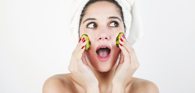 كيفية التخلص من الحبوب بعد إزالة شعر الوجه
