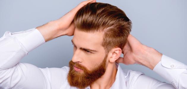 كيفية جعل الشعر الخشن ناعماً للرجال