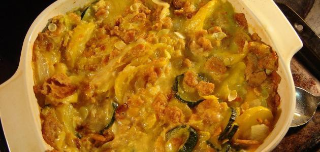تحضير أطباق غراتان جزائرية