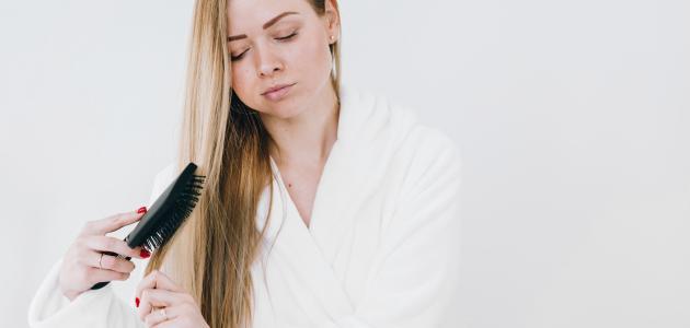 ما هي طرق علاج تساقط الشعر