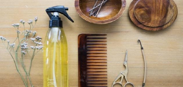 كيفية معالجة قشرة الشعر