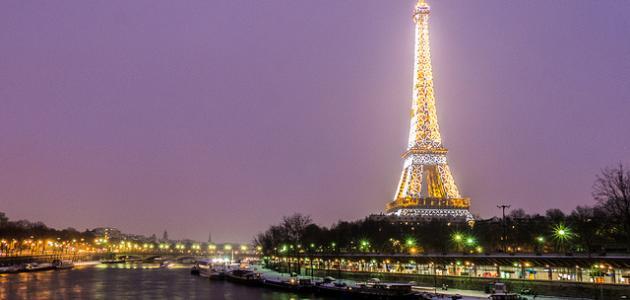 أطول ليلة في باريس قصة رومانسية