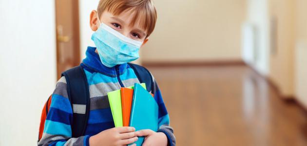 إجراءات للوقاية من فيروس كورونا COVID-19 في المدارس ورياض الأطفال