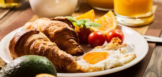 طريقة تحضير فطور صباحي