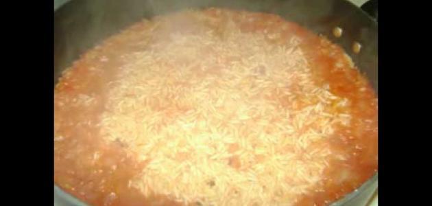كيفية طبخ التمن العراقي