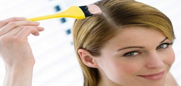 كيف أزيل صبغة الشعر عن الجلد