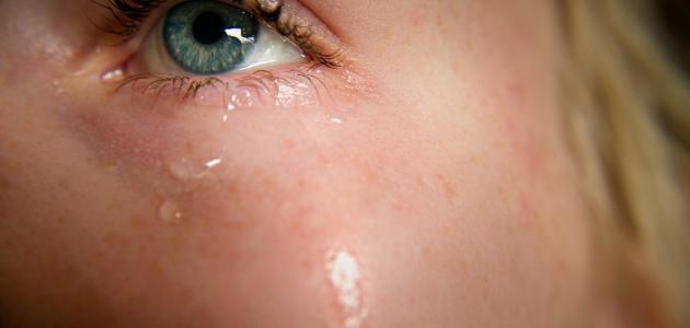 لماذا يبكي الانسان