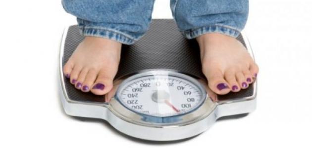 طريقة سريعة لتخفيف الوزن