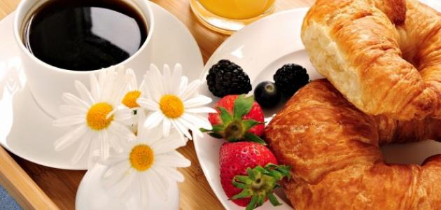 أهمية وجبة الفطور