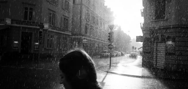 لماذا نحب المطر