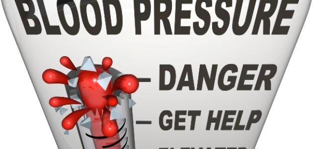 ما أسباب ضغط الدم المرتفع