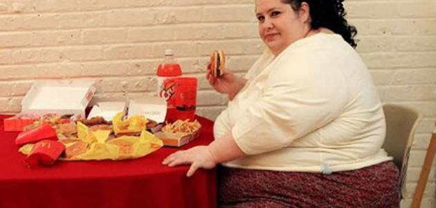 ما أسباب زيادة الوزن