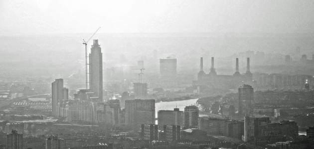 لماذا سميت لندن مدينة الضباب