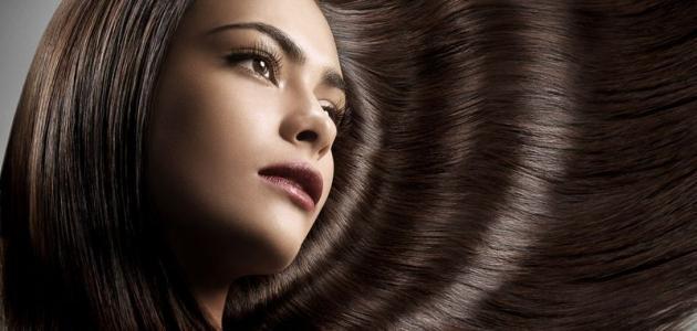طريقة تلميع الشعر