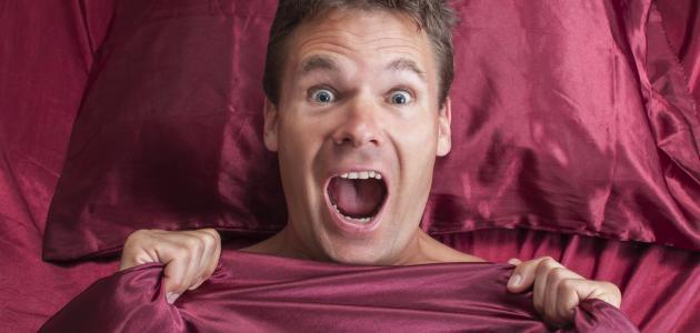 ما أسباب الفزع اثناء النوم