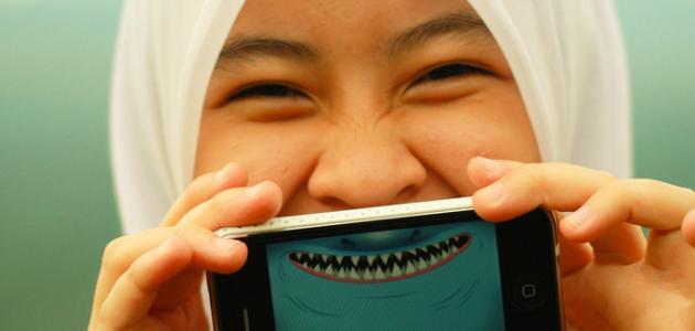 كيف تبتسم في اليوم 400 مرة