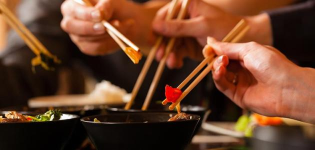 طريقة عمل الأكل الصيني
