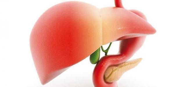 ما أسباب دهون الكبد