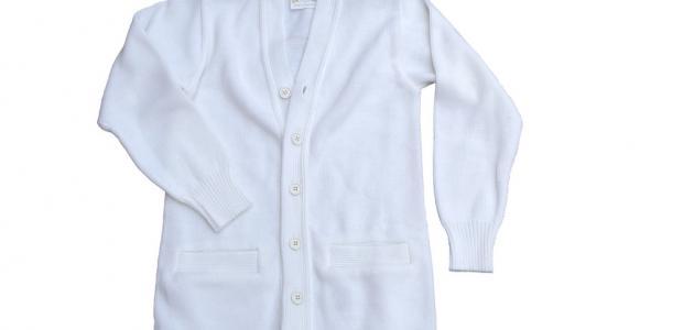 كيف أنظف الملابس البيضاء