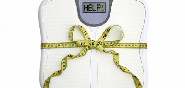 ما أسباب ثبات الوزن أثناء الرجيم