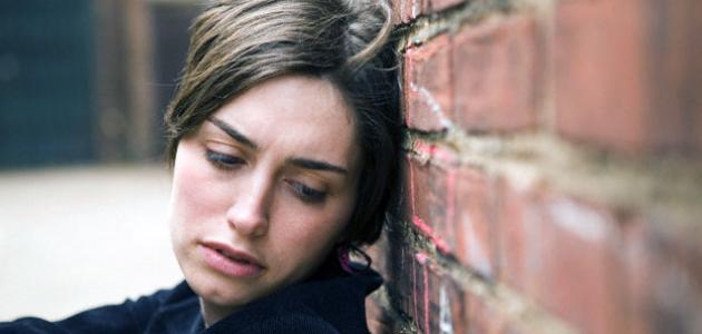 كيف أتخلص من الضيق والاكتئاب