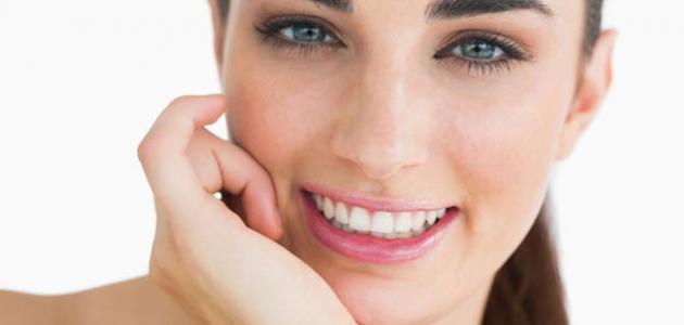 كيف أنظف الجير من الاسنان