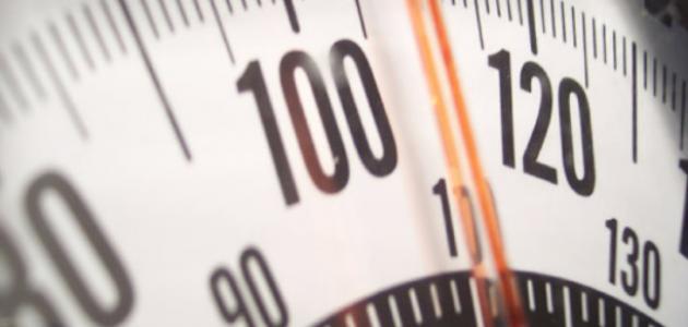 كيف أحسب الوزن المثالي للجسم