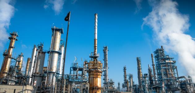 خطوات تكرير النفط