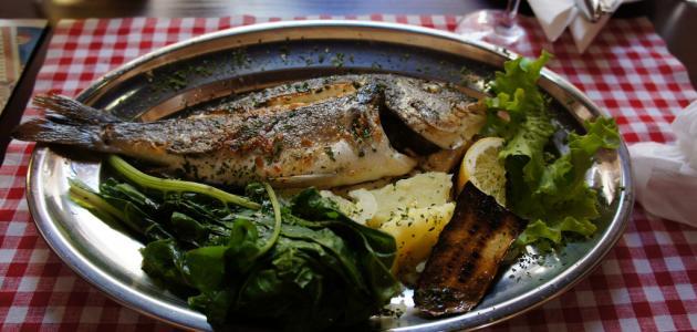 كيف اطبخ سمك