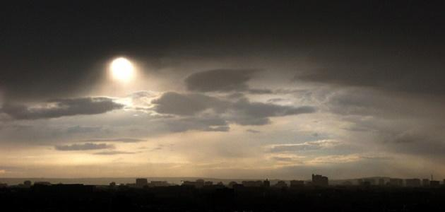 كيف تكون السماء ليلة القدر