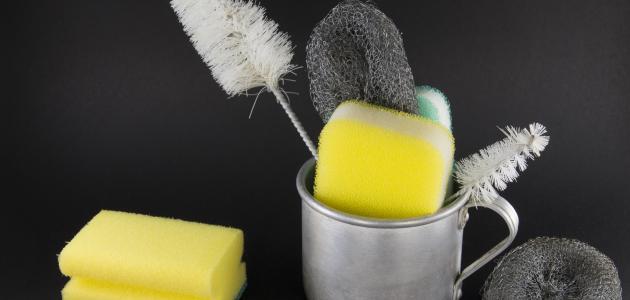 كيف أنظف الألومنيوم