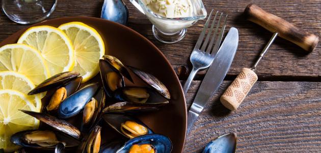 طريقة طبخ بلح البحر