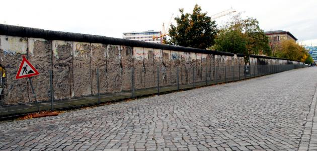 تعريف جدار برلين