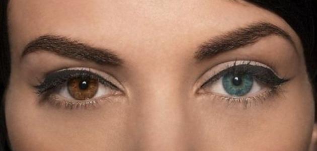 كيف تغير لون عينيك