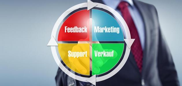 تعريف وعناصر التسويق والإعلان