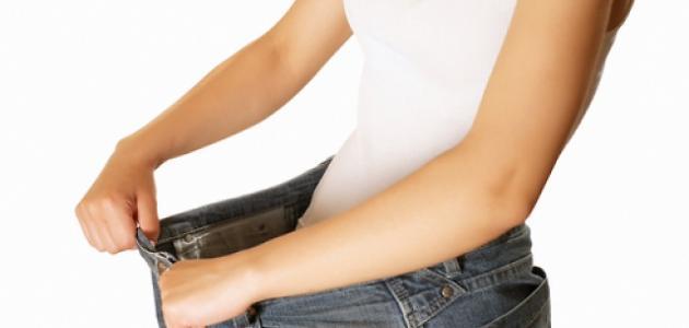كيف أتخلص من الدهون في البطن