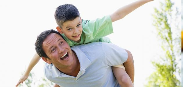 كيف تكون أباً مثالياً
