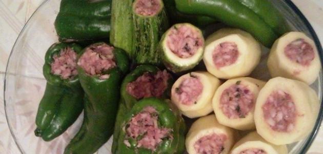 كيفية طبخ الدولمة الجزائرية